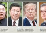 시진핑, 트럼프가 '홍콩 카드' 꺼내자 '평양 카드' 맞불