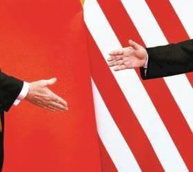 [박현영의 글로벌 인사이트] 성장률 뛰고 <!HS>무역<!HE>적자 줄인 <!HS>미국<!HE><!HS>,<!HE> 주가 폭락한 <!HS>중국<!HE>