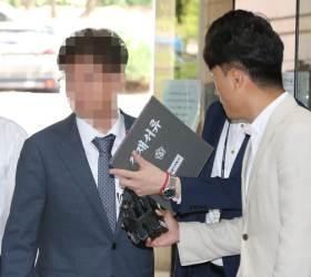 """검찰, <!HS>삼성전자<!HE> '재무통' 구속기소…""""증거인멸 지시"""""""