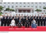 이 사진에 북·중 '하나의 참모부' 담겼다…시 주석, 北노동당 정치국 전원 접견