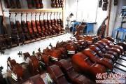 유럽 아니었나···중국은 어떻게 바이올린의 고장이 되었나?