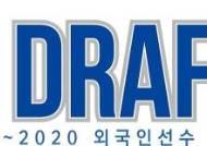 2019~2020시즌 WKBL 외국인선수 드래프트 개최