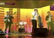 '슈퍼밴드' 벤지 팀, 자작곡 'Dancin'' 무대 칭찬 풍년..객석 반응 최고