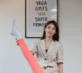 [<!HS>게임체인저<!HE>] 23살에 시작한 레깅스 사업…5년만에 400억원 매출 회사로 만든 워킹맘의 성공 비결