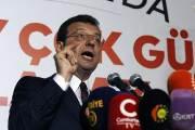 '에르도안 불패' 신화 깨졌다…이스탄불 시장 재선거서도 野후보 승리