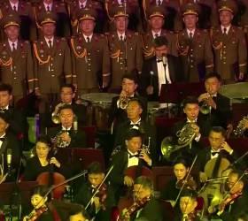 [영상]김정은이 시진핑 앞에서 <!HS>공연<!HE>한 펑리위안 <!HS>대표<!HE>곡 '희망의 들판에 서서'