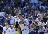 '되는 집안' 다저스, 3경기 연속 새내기 끝내기 홈런