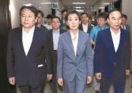 나경원 리더십 상처…불신임 논란 번질 수도