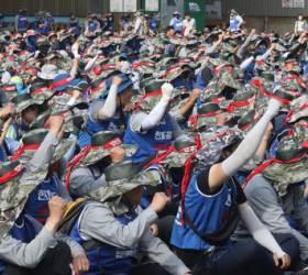 현대중공업 파업 후폭풍…조합원 330명 징계 예고에 <!HS>노사<!HE> <!HS>갈등<!HE> 증폭