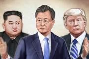 """[속보] 美당국자, 트럼프 방한 중 김정은 만날지에 """"계획 없다"""""""