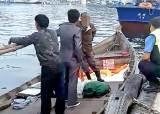 김치찌개부터 멸치조림까지…北어선에 한달치 식량 실려