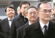 """윤석열 2년 선배의 사표 만류 """"남아서 검경 수사권 막아달라"""""""