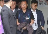 """6일 만에 풀려난 김명환 민주노총 위원장 """"검경 분명히 책임 있을 것"""""""