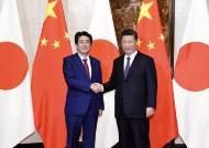 """한국 패싱하는 일본, """"중국은 '영원한 이웃나라'다"""""""