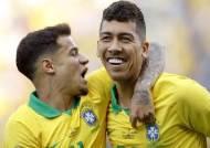 네이마르 대신 쿠티뉴···브라질, 12년 만의 남미 정상 도전 계속할까