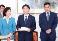 84일만에 국회 본회의 개최…심상정 정개특위 위원장은 물러나