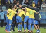 브라질, 파라과이에 승부차기 진땀승...코파아메리카 4강행