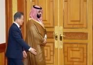 한해 무기 수입만 4조 4000억…사우디 왕세자가 ADD 방문해 한 말