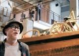 데미안 허스트 작품이 백화점 앞에? 외국인도 놀라는 이 공간