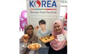 말레이시아 입맛 저격한 매콤달콤 한국 양파