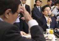 """이해찬 """"국회 방북단 만들자""""… 북·미 정상회담 띄우는 민주당"""