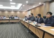 """박남춘 인천시장 """"수돗물 정상화 단계…법적 책임 질 것은 지겠다"""""""