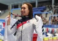광주세계수영선수권대회 찾는 스타들