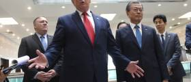 <!HS>트럼프<!HE>·<!HS>김정은<!HE> 협상 재개 합의<!HS>,<!HE> 美 빅딜→핵동결 전략 바꿨나