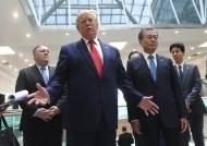 트럼프·김정은 협상 재개 합의, 美 빅딜→핵동결 전략 바꿨나