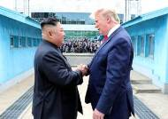 """""""문 대통령, 김정은 먼저 만나 트럼프 소개 계획…미국이 반대"""""""