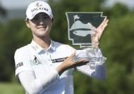 박성현, 고진영 제치고 세계 랭킹 1위 복귀