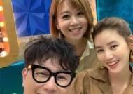 윤종신, 김성령X손정은과 함께한 '라디오스타' 녹화 인증샷