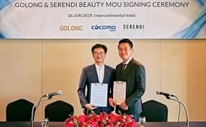 스킨케어 세렌디뷰티, 중국·동남아 진출 업무협약 체결