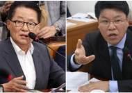 """장제원 """"모욕적 언사""""…박지원 발언에 발끈한 까닭"""