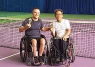 한샘, 장애인스포츠단 김규성 선수 국제휠체어테니스 대회 두 대회 연속 우승
