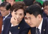 지역구 반발 신도시정책, 지역구 의원이 발표···김현미 얄궂은 운명
