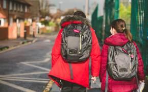 런던 초등생 가방에 공기 센서 달린 까닭은