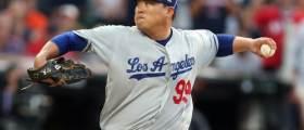 <!HS>류현진<!HE>, 한국인 첫 MLB 올스타전 선발로 1이닝 무실점