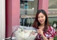 """서현진 전 아나운서, 임신 소식 후 근황 """"육아 선배들과 이야기꽃"""""""