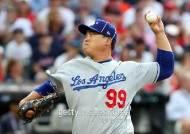 류현진, 한국인 ML 최초 올스타전 무실점, 다저스 선수로도 혼자 빛났다