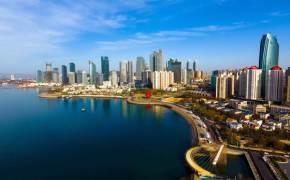 칭다오, 중국 도시 랭킹 TOP 5 선정