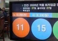 """중기, 최저임금 2.87% 인상 결정에 """"안타까운 결과"""""""