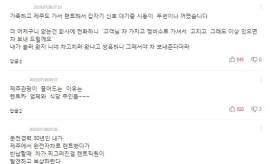 """댓글만 3000개 """"제주도 렌터카 불쾌하고 불안하다"""""""