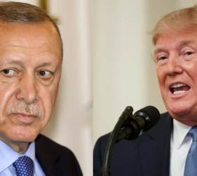 미국 경고에도 '러시아 사드' 도입 강행한 터키, 믿는 건 <!HS>트럼프<!HE>?