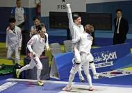 한국, 나폴리 유니버시아드 종합 5위...7회 연속 톱5 달성