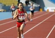 '육상계 김연아' 양예빈, 1600m 계주 역전할 때 한 생각