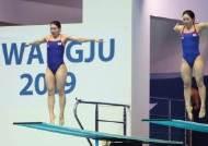 깜짝 동메달 이어 첫 결승 진출까지, 새 역사 쓰고 있는 김수지와 한국 다이빙