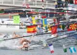 [서소문사진관]광주세계수영대회 오픈워터는 <!HS>낚시<!HE>대회?