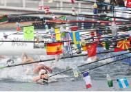 [서소문사진관]광주세계수영대회 오픈워터는 낚시대회?