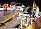 귀가하던 마을주민 3명, 60대 <!HS>운전자<!HE>에 치여…2명 사망·1명 중상